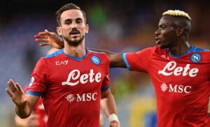 Napoli, Fabian Ruiz: «Dobbiamo fare attenzione e segnare ancora»