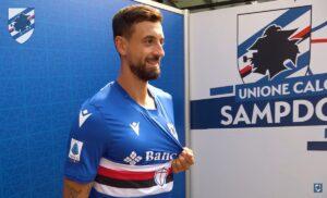 Francesco Caputo 300x182 - Sampdoria, Caputo: «Contento di essere qui. Tifosi fantastici, club storico» – VIDEO