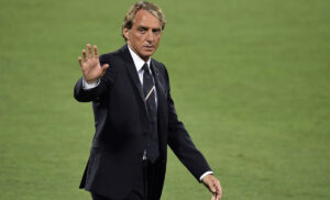 Mancini 300x182 - Italia, Mancini: «Mancata precisione in zona gol. Ora battiamo la Svizzera»