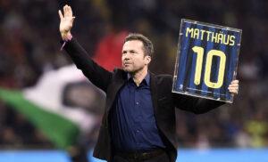 Matthäus: «Barella è tra i più forti giocatori in Italia. Contento per l'Europeo azzurro»