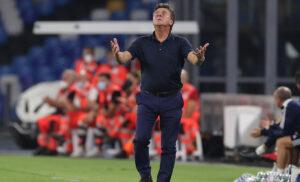 Mazzarri 4 300x182 - Cagliari, Mazzarri: «Due punti persi, ci siamo fatti gol da soli. Le assenze…»