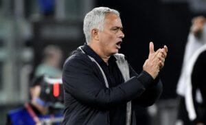 Roma, Mourinho: «Continuiamo così, i tifosi ci stiano dietro. Pellegrini? Vi dico che…»