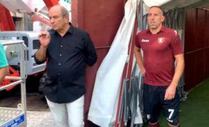 Ribery Salernitana Arechi 300x182 - Salernitana, Ribery torna in gruppo: resta in preallarme Kastanos