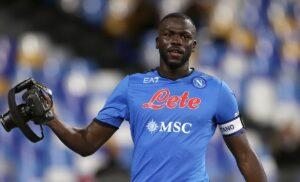 Napoli, Koulibaly: «Scudetto? Noi vogliamo vincere tutte le partite»