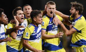 Convocati Juventus per la Roma: c'è Morata, assenti due big