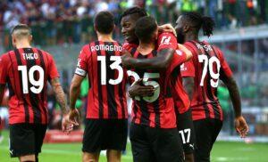 esultanza milan 300x182 - Il Milan di Pioli vola: dato incredibile nelle ultime 53 partite