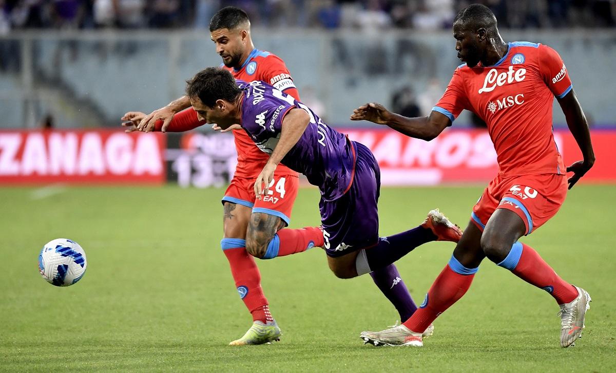 Fiorentina Napoli Koulibaly