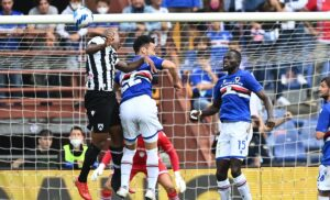 Gol Beto Sampdoria Udinese 300x182 - Sampdoria Udinese 3-3 LIVE: Forestieri segna, il VAR convalida la rete