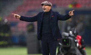 Bologna, Mihajlovic: «Non sono arrabbiato. Ibrahimovic? Non gli ho parlato»