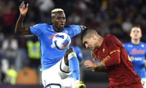 Roma Napoli 0 0: si interrompe la striscia di vittorie del Napoli, la Roma risponde alle critiche