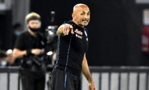 Napoli, Spalletti: «La squadra deve ancora essere aiutata nella mentalità»