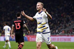 Milan Verona 3 2, Castillejo è MVP della partita | Serie A News
