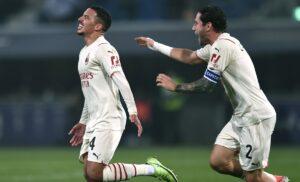 Bologna Milan 2 4: Barrow illude in 9 contro 11, Bennacer da tre punti