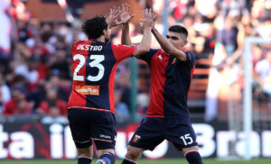 Genoa Sassuolo 2 2 LIVE: pareggio di Vasquez