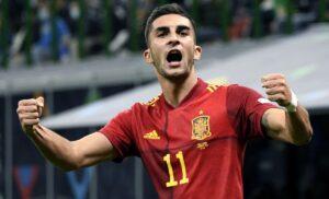 esult gol Torres  MAU8763 1 300x182 - Spagna, Ferran Torres: «Miglior modo per vendicarsi dell'Europeo. Siamo felici»