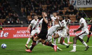 Risultati e classifica Serie A live: colpo Salernitana, al Milan basta un guizzo