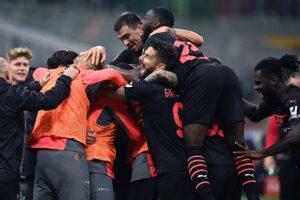 Milan, partenza da sogno: mai così bene dopo le prime otto partite