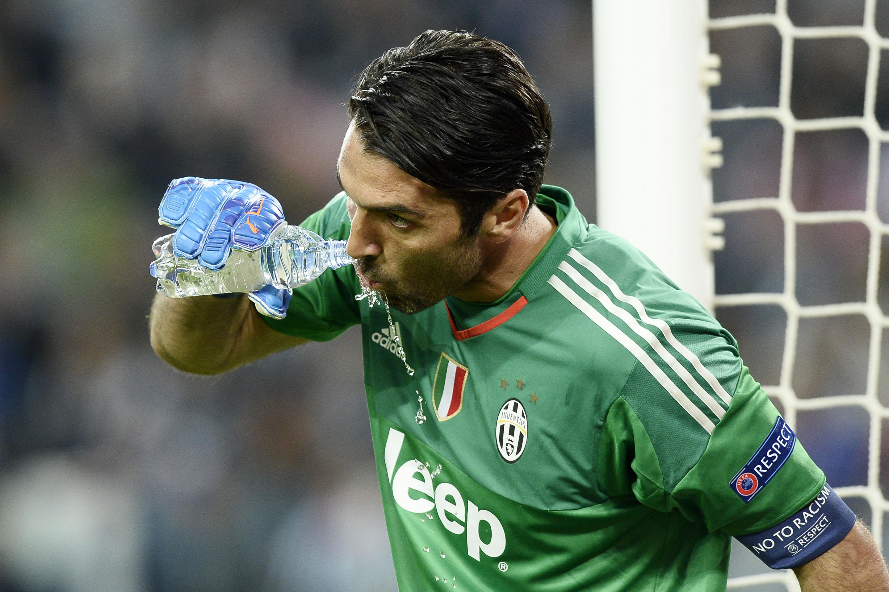 Gianluigi Buffon, Juventus