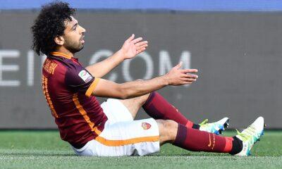 Salah Roma Sampdoria