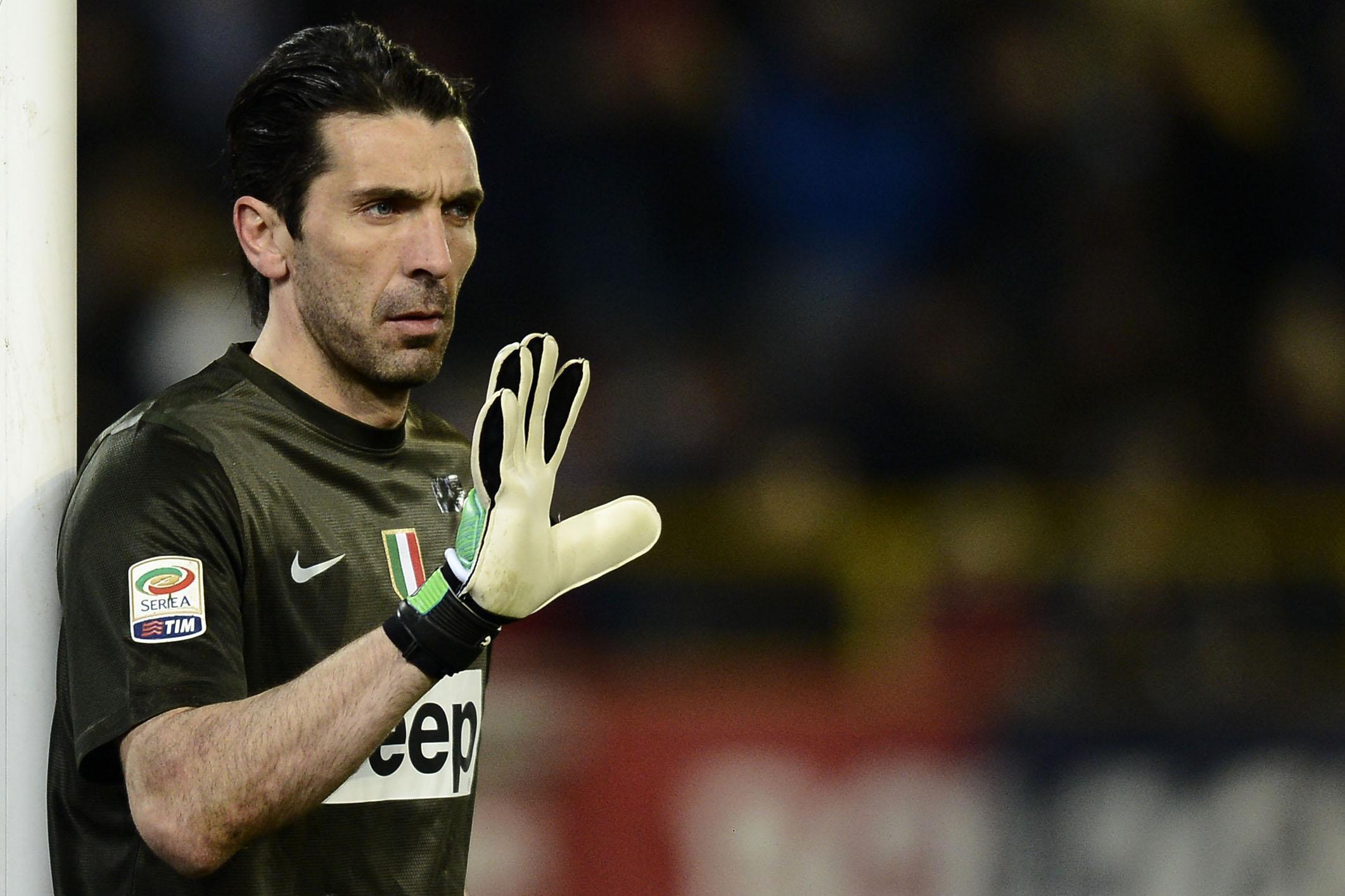 Gigi Buffon, Juventus