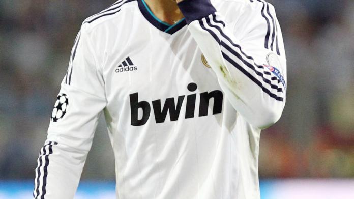 perez cristiano ronaldo real madrid champions league