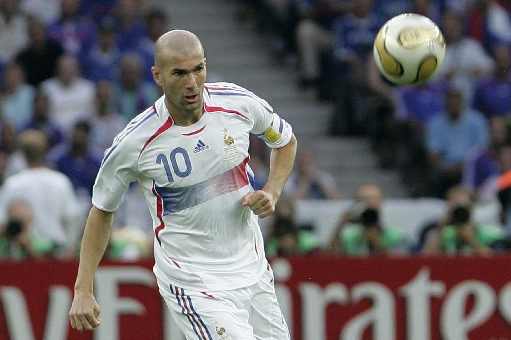 Francia, Le Graet: «Zidane si propose CT, gli dissi di no ...